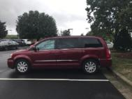 2014 Chrysler Town and Country 4dr Wgn Touring