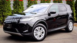 2020 Land Rover Discovery Sport P250 Standard
