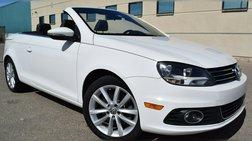 2013 Volkswagen Eos CONVERTIBLE KOMFORT-EDITION(SULEV EMISSION)