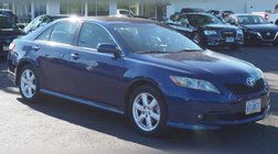 2007 Toyota Camry 4dr Sdn I4 Manual SE