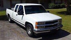 1997 Chevrolet C/K 1500 C1500