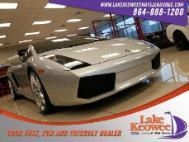 2008 Lamborghini Gallardo Base