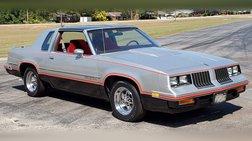 1984 Oldsmobile Cutlass Calais Hurst