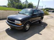 2001 Chevrolet Blazer 4dr 4WD LT