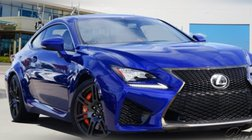 2017 Lexus RC F Base