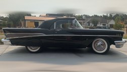 1957 Chevrolet radial wide whitewalls