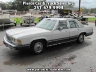1988 Mercury Grand Marquis GS