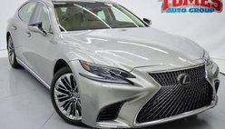 2018 Lexus LS 500 LS 500