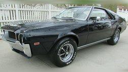 1968 AMC AMERICAN SPORTS CAR