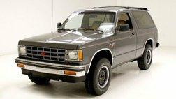 1990 Chevrolet S-10 Blazer