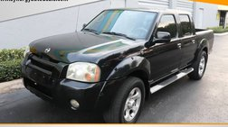 2003 Nissan Frontier SC-V6