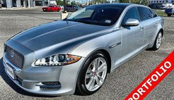 2014 Jaguar XJL Portfolio