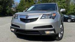 2012 Acura MDX SH-AWD w/Advance