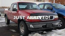 1999 Mazda B-Series Truck B3000 SE
