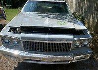 1976 Chevrolet Impala grey