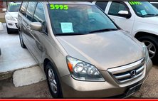 2005 Honda Odyssey EX w/ Leather DVD
