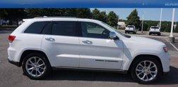 2020 Jeep Grand Cherokee Summit