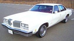 1977 Oldsmobile Cutlass 34K S COLONNADE ULTRA NICE ORIGINAL UN-RESTORED SEDAN