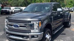 2017 Ford Super Duty F-350 Lariat