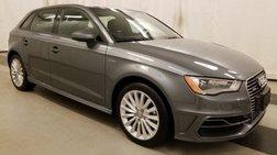 2016 Audi A3 e-tron Premium