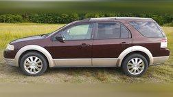 2009 Ford Taurus X Eddie Bauer