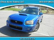 2005 Subaru Impreza WRX WRX