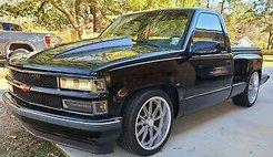 1989 Chevrolet C/K 1500 silverado