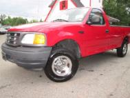 2004 Ford F-150 HERITAGE XL