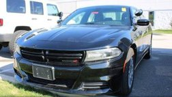 2017 Dodge Charger Police