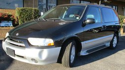 2001 Nissan Quest GLE