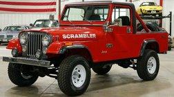1985 Jeep Scrambler Base