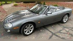 2004 Jaguar XK-Series XK8