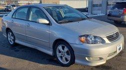 2005 Toyota Corolla XRS