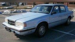 1989 Dodge Dynasty Base