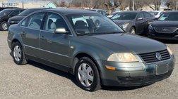 2003 Volkswagen Passat GL