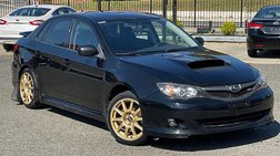 2009 Subaru Impreza WRX WRX