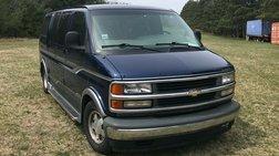1999 Chevrolet Express Conversion van