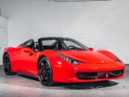 2013 Ferrari 458 Spider Base