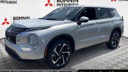 2022 Mitsubishi Outlander ES