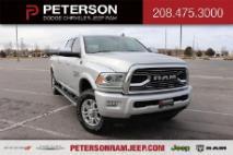 2017 Ram Ram Pickup 3500 Laramie Longhorn