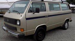 1985 Volkswagen Vanagon GL