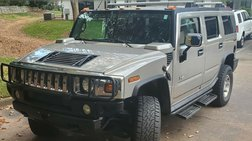 2003 HUMMER H2 Chrome Adventure package