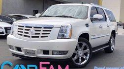 2012 Cadillac Escalade ESV Luxury