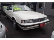 1989 Oldsmobile Cutlass Ciera Base