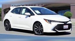 2019 Toyota Corolla Hatchback XSE/L
