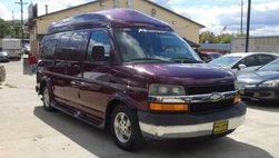 2003 Chevrolet Express Cargo Van YF7 Upfitter