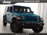 2019 Jeep Wrangler Unlimited Sport