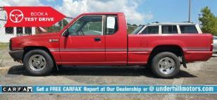 1989 Dodge Ram 50 Pickup Base