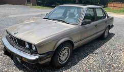 1987 BMW 3 Series 325e