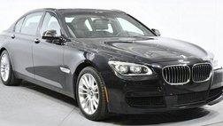 2015 BMW 7 Series 750Li